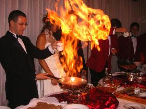 spaghetti italiani - parola di chef - puntata di settembre 2008: l ... - Cucina Flambè