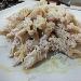 Ricetta inserita su spaghettitaliani.com da Pasquale Franzese: Mezze pennette integrali alla pecorara in bianco
