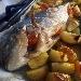 -Orata macchiata al forno con spicchi di patate in camicia - - - Fotografia inserita il giorno 20-06-2018 alle ore 16:29:16 da pasqualefranzese