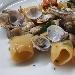 -Paccheri con lupini e filetti di branzino scottato - - - Fotografia inserita il giorno 23-09-2018 alle ore 08:32:10 da pasqualefranzese