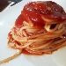 -Spaghetti al pomodoro - - - Fotografia inserita il giorno 09-08-2018 alle ore 13:44:44 da pasqualefranzese