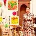 Paola Fiorentino: la creatività e il benessere  in cucina trasferita su tela   Vernissage alla Fondazione Vico: coinvolgente e suggestiva mostra dei lavori pittorici della chef positanese d'eccellenza, ispirati ai grandi valori dell'identità culturale della Dieta Mediterranea  nelle sede napoletana della Fondazione Giambattista Vico (Complesso Monumentale di San Gennaro all'Olmo, via San Biagio dei Librai),