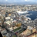 -porto di Napoli veduta