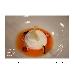 -semifreddo al limone in acqua di arance e mousse al baccalà, cristalli di zucchero - - - Fotografia inserita il giorno 22-04-2018 alle ore 11:39:30 da gastronautafelice