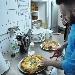 19/03 - Inaugurazione My Pizza a Nocera Inferiore (SA) - Il pizzaiolo Stefano De Martino