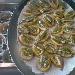 Alici con crostini aromatizzati