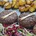 Chiancheria Gourmet Roma - Trilogia di Chiancamburger 220gr Bisonte Italiano, Vitello Marchigiano, Bufalo con patate al forno - - - Fotografia inserita il giorno 13-02-2019 alle ore 21:53:52 da luigi