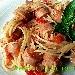 Collana di Spaghetti con Wurstel al pomodoro