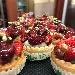Crostatine alle fragole - - - Fotografia inserita il giorno 10-11-2018 alle ore 08:15:49 da vincenzoliuzzi