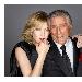 Diana Krall e Tony Bennett - fotografia di Mark Seliger