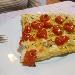 Focaccia con Pomodorino del Piennolo del Vesuvio DOP