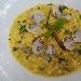 Ricetta inserita su spaghettitaliani.com da Pasquale Esposito: Fregola sarda allo zafferano con arselle, zucchine e menta