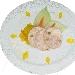 Galantina di pollo con pistacchio verde di Bronte - - - Fotografia inserita il giorno 20-06-2005 alle ore 18:42:16 da maxmangano