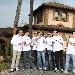 23/11 - Boscoreale (NA) - Gruppo di fuoco a Villa di Bacco
