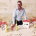 Il babà diventa un cremoso liquore con Babà Re  - una simpatica novità gastronomica, una crema di rhum al babà realizzata da un giovane imprenditore di Pompei.  - Fotografia inserita il giorno 12-12-2018 alle ore 16:53:25 da renatoaiello