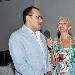 Intervista al sindaco di Castellammare di Stabia, Gaetano Cimmino (fotografia inviata da Teresa Lucianelli)