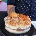 La sfogliatella si fa torta gelato, cannella, arancia e aromi per la sfogliata fredda dell