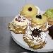 """Le zeppole """"gourmet"""" di Vincenzo Ferrieri - - - Fotografia inserita il giorno 17-03-2018 alle ore 16:01:16 da luigi"""