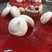 Mousse con fragoline - - - Fotografia inserita il giorno 15-07-2018 alle ore 09:10:52 da vincenzoliuzzi