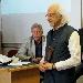 Pino Sondelli, direttore della fotografia, incanta gli studenti dell