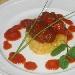 Polpette di sarde in umido su zoccoletto di patate allo zafferano - - - Fotografia inserita il giorno 20-05-2006 alle ore 18:57:27 da maxmangano
