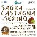 10 e 11 novembre - Frazione Rivottoli - Serino (AV) - Sagra della Castagna di Serino - 43^ Edizione