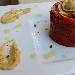 Ricetta inserita su spaghettitaliani.com da Andrea Grillo: Tartare di fassone alla melanzana rossa di Rotanda DOP