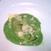 Ricetta inserita su spaghettitaliani.com da Costantino Silvestre: Tortello di ricotta e spinaci su pesto di rucola selvatica e lamelle di mandorle