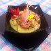 Ricetta inserita su spaghettitaliani.com da Gaetano Rumbo: Paccheri di Gragnano con crema di broccoli allo zafferano, cozze e aragostelle locali