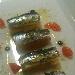 -crostone di ceci con sarde marinate