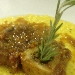 -risotto alla Milanese con ossobuco