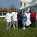 16/04 - Visita alla Tenuta La Marca di Saviano (NA) - Nella foto (da sinistra): Giovanni Sirignano, Francesco Napolitano, Giovanni Nunziata, Rossella La Marca, Antonio Arf�, Luigi Farina