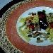 Margherita con melanzane, tonno, capperi e pomodorino