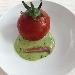 -finto pomodoro ... ovvero tartare di manzo in ragù partenopeo - - - Fotografia inserita il giorno 03-11-2013 alle ore 21:46:33 da marioaffinita