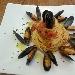 -Spaghetti con cozze
