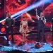 FINALE DI THE VOICE OF ITALY 2015 - Tiziano Ferro con i quattro finalisti