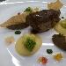 Brasato scomposto su crema di patate, salsa verde, mostarda e broccolo romano - - - Fotografia inserita il giorno 19-02-2017 alle ore 23:46:51 da pasqualeesposito