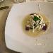 -Tagliatelle di Calamaro su crema di patate