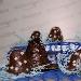 sfogliacampanelle ricoperte di cioccolato