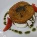 La Ricetta del giorno 21/03/2018  inserita su spaghettitaliani.com da Simone Pezzulla: Millefoglie di melanzane con mozzarella di bufala al basilico