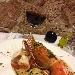 Ricetta inserita su spaghettitaliani.com da Stefano Iacono: Tagliatelle con gamberoni cucinati con olio extra vergine d