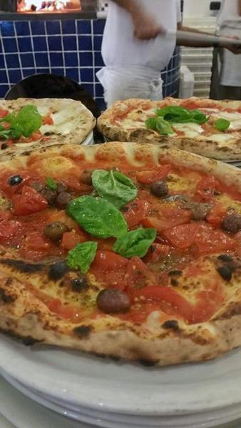 Pizza prima Mannara