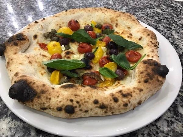 Pizza Cetara