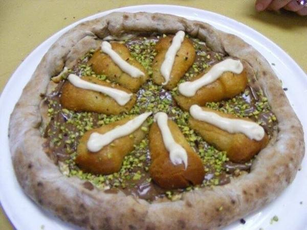 Pizza CioccoBabà
