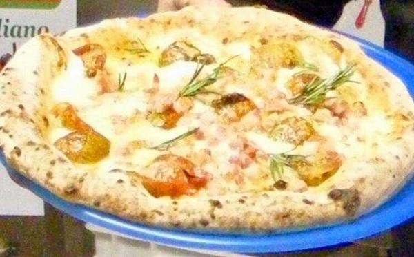 Pizza Fumè