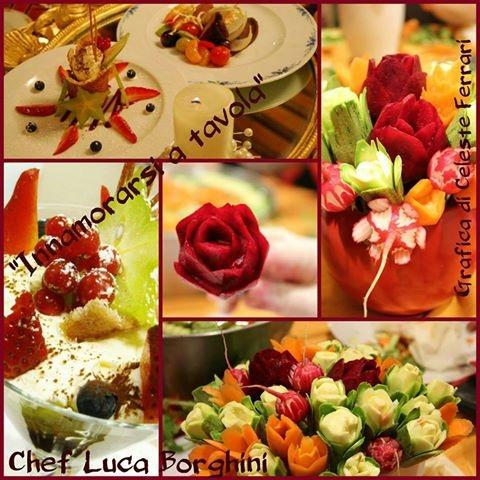 Articolo innamorarsi a tavola con lo chef cupido luca - A tavola con lo chef ...