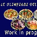 Terza Edizione Olimpiadi del Gusto - Work in progress - -