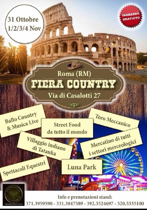 Fiera Country ( - )